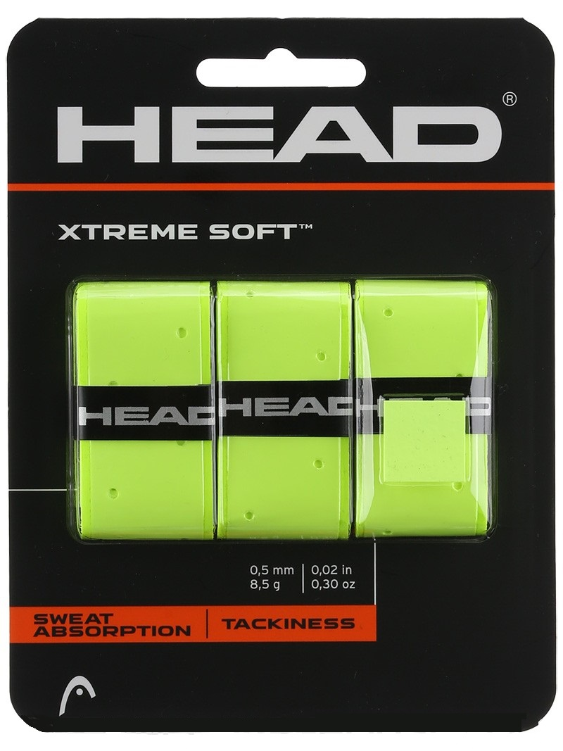Намотка Head Xtreme Soft Yellow X3