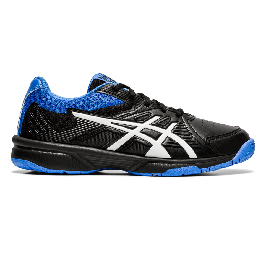 Кроссовки Asics Court Slide GS kids black/blue coast