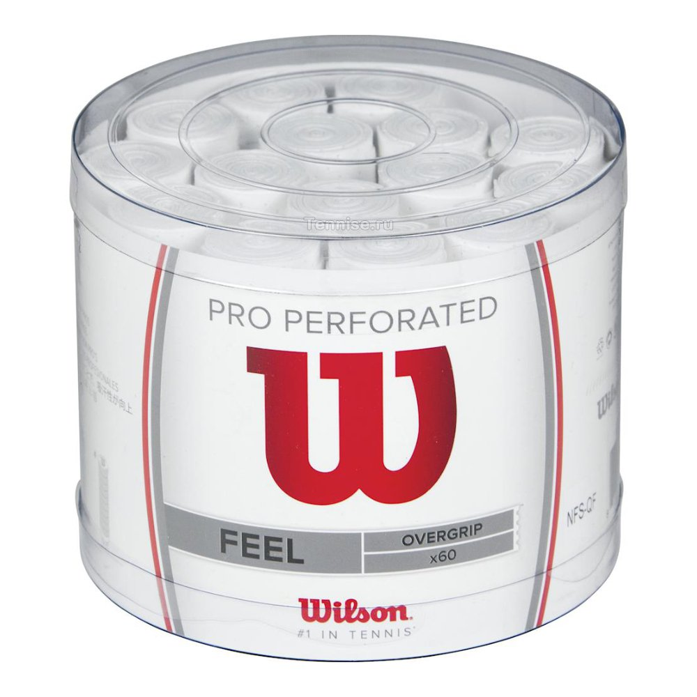Намотка Wilson Pro Overgrip Comfort Perforated (поштучно)