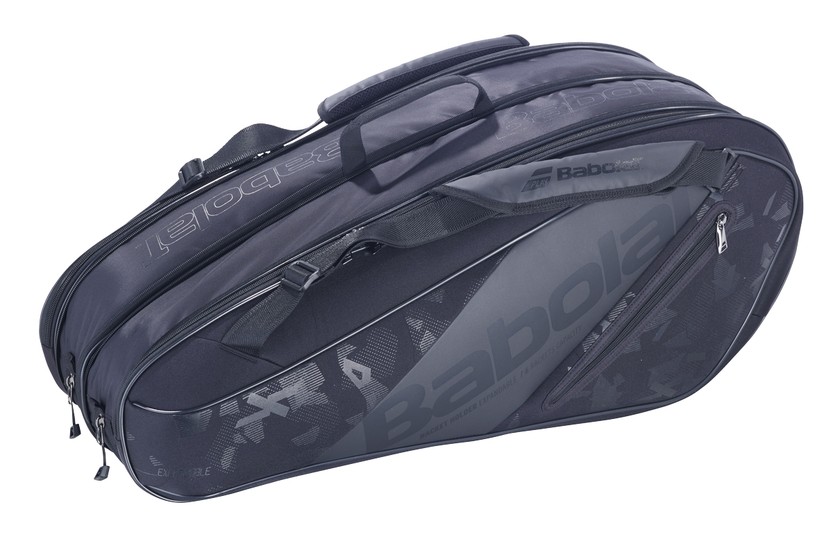 Сумка Babolat Expandable Team Line Black