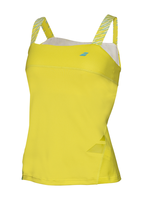 Майка Babolat Tank Top Perf Tonic Lime