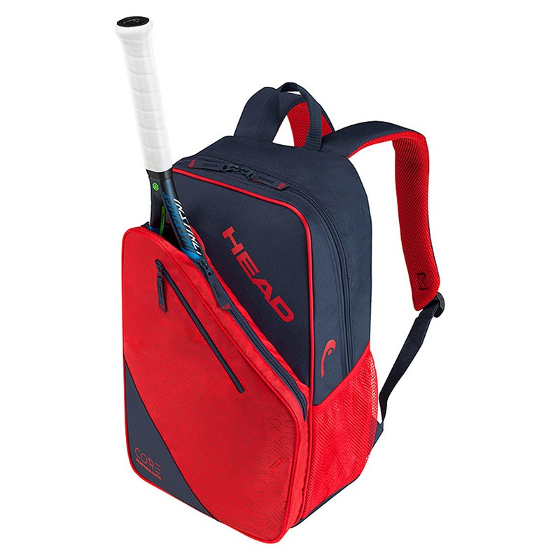 Core Backpack Blue Red