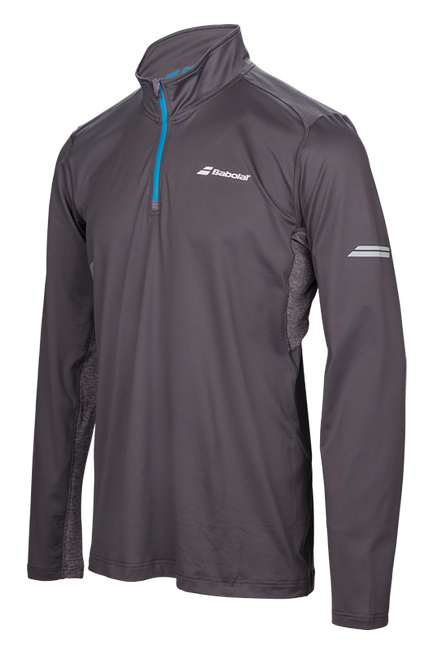 Футболка Babolat  Core 1/2 Zip Men