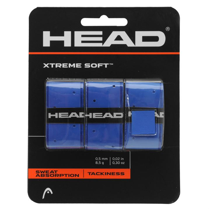 Намотка Head Xtreme Soft Blue X3